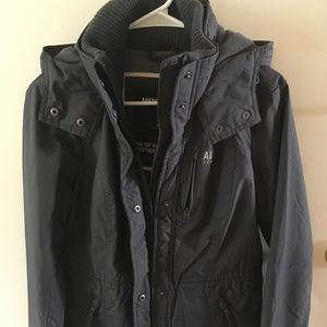 Abercrombie & Fitch all weather winter jacket